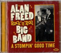 Alan Freed Rock 'n' Roll Big Band,The - A Stompin' Good Time (Ace)